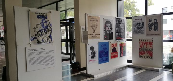 Entre la France et l'Amérique latine : la solidarité s'affiche (années 1970-1980)