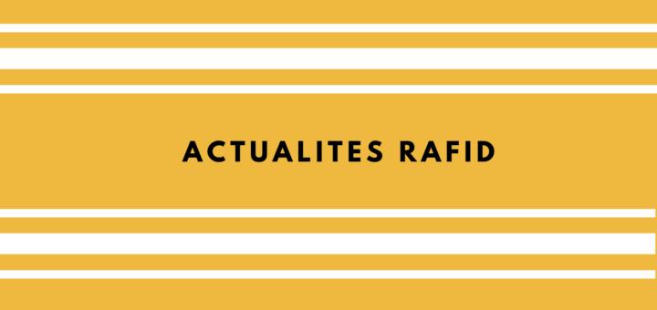 ACTUALITES RAFID